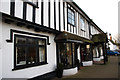 TM2373 : Shops in Stradbroke High Street by Charles Greenhough