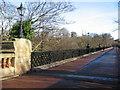 NZ2666 : Armstrong Bridge by wfmillar