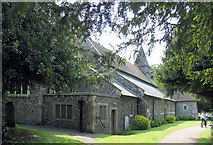 TR3043 : St Andrew, Dover Buckland, Kent by John Salmon