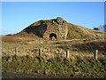 NT2955 : Derelict Lime Kiln by Sandy Gemmill