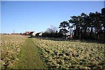 SK9859 : Approaching Boothby Graffoe by Richard Croft