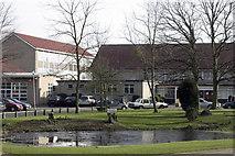 TL4567 : Cottenham Village College, Cottenham, Cambridgeshire by Martin John Bishop