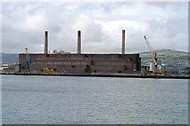 J3576 : Belfast West Power Station by Wilson Adams