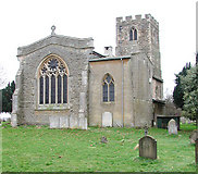TL1344 : St Leonard, Old Warden, Beds by John Salmon