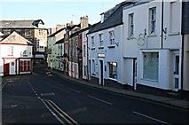 SX3384 : Westgate Street by Tony Atkin