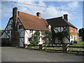 TQ7048 : New Barns Farm Cottages, Benover Road, Yalding, Kent by Oast House Archive