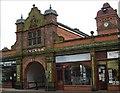 SJ8745 : Stoke upon Trent market by Steven Birks