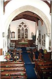 TQ0487 : St Mary, Denham, Bucks - East end by John Salmon