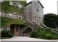 SD4987 : Steps at Sizergh Castle by Tom Pennington