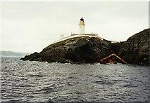 HU4837 : Bressay Lighthouse by Tom Pennington