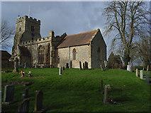 SP7330 : St Cecelia's, Adstock by Andrew Smith