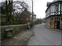 SK3463 : Ashover - Hockley Lane by Alan Heardman