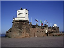 SJ3094 : Fort Perch Rock, New Brighton by Tom Pennington