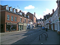 TA0321 : George Street, Barton Upon Humber by David Wright