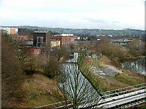 SE1719 : View from the Bradley Viaduct by Nigel Homer