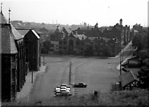 SD8913 : Town Hall Square, Rochdale, Lancashire by Dr Neil Clifton