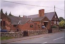 SJ4623 : Village Hall, Myddle by Humphrey Bolton