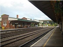 SO5140 : Hereford Railway Station by Ruth Sharville