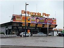 TG5307 : Britannia Pier, Great Yarmouth by Bob Crook