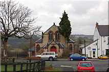 NZ1156 : Converted chapel Hamsterley by P Glenwright