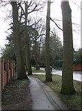 SU7075 : Caversham Heights by Graham Horn