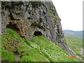 NC2617 : Inchnadamph Bone Caves by david glass