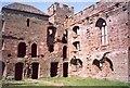 SJ5301 : Acton Burnell Castle by Humphrey Bolton