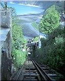 SS7249 : Lynton cliff railway by steve bailey