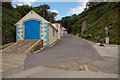 S5800 : Lifeboathouse, Tramore (2) by Albert Bridge