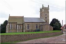 SE8821 : Alkborough Church by David Wright