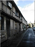 ST6601 : The Pitchmarket, Cerne Abbas by Peter Beaven