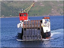 NM4962 : Kilchoan to Tobermory Ferry by Stuart Wilding