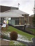 NN9357 : Pitlochry Festival Theatre by Callum Black
