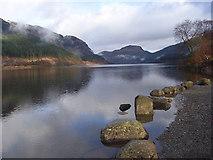 NN5810 : Loch Lubnaig by Andrew Smith