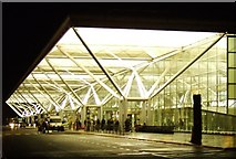 TL5523 : Stansted Airport Main Entrance by Thomas Nugent