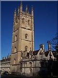 SP5206 : Magdalen Tower by Mark Butler