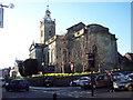 ST8806 : The Church of St Peter and St Paul, Blandford Forum by Maigheach-gheal