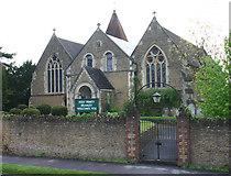 TQ0044 : Holy Trinity Church by Eric Hill