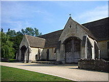 ST8260 : Tithe Barn at Bradford on Avon by Simon Scurr