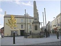 SS9079 : Dunraven Place, Bridgend by Kev Griffin