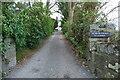 SH4239 : Yr Hen Reithordy The Old Rectory Llanarmon by Alan Fryer