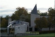 NT2668 : Mortonhall Crematorium by Bilbo