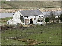 SD7622 : Tenements farm by liz dawson