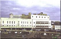 SE1633 : Bradford Kirkgate Market during demolition by Alan Longbottom