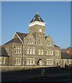 ST1776 : The old St.Davids Hospital, Cardiff. by Peter Wasp