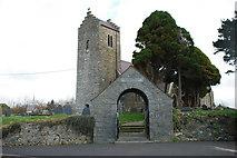 SH3537 : Eglwys Llannor Church by Alan Fryer