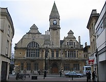 ST8557 : Trowbridge Town Hall by Phil Williams