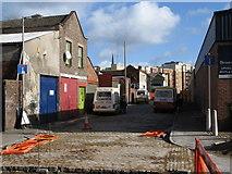 ST5871 : Still House Lane by Chris Heaton