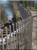 SX9265 : Top of Babbacombe Cliff Railway by Derek Harper