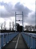 SP3278 : Anarchy Bridge by E Gammie